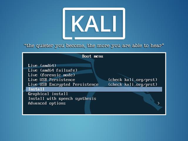 Pourquoi utiliser Kali Linux